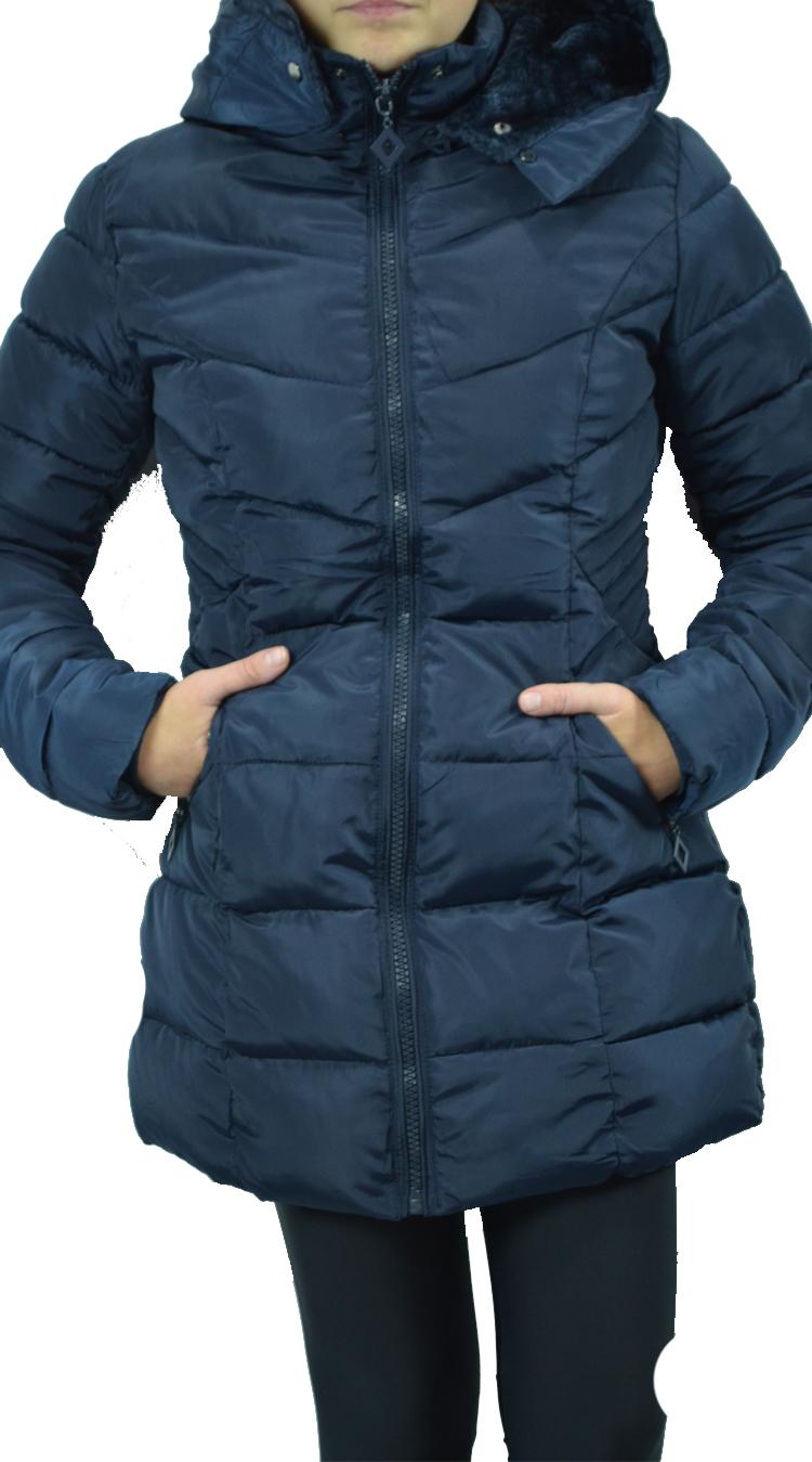 Γυναικείο/Εφηβικό Μεσάτο Μπουφάν - MissReina - W17M-41001-00-12 πανωφόρια μπουφάν