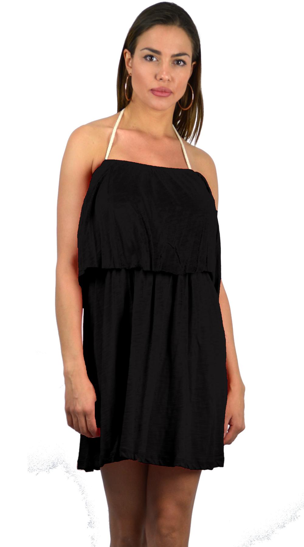 casual strapless dress swim missreinacom