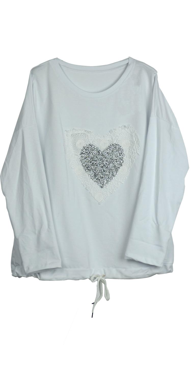 c82a81d7cfdc Γυναικεία μπλούζα φούτερ με σχέδιο - OEM - SP17SOF-189264